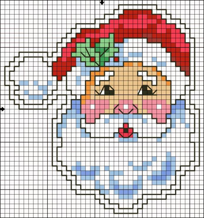 Cross Stitch : Eleven Easy Christmas Cross Stitch - Free ...