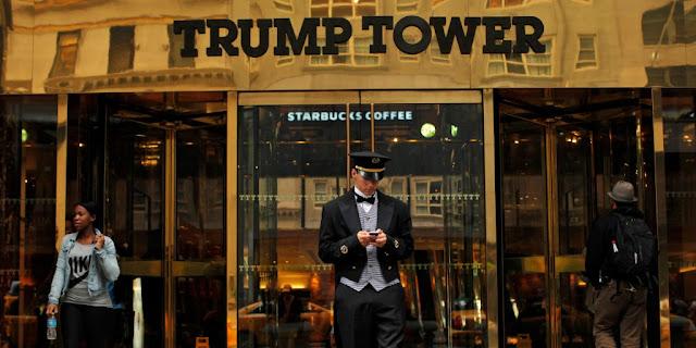 Serviço Secreto teve computador com dados sobre Trump Tower roubado, diz emissora