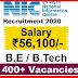 NIC National Informatics Centre Recruitment 2020 Apply Online @calicut.nielit.in/nic