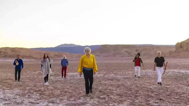 ViveMach: Los Jaivas presentan concierto virtual desde San Pedro de Atacama