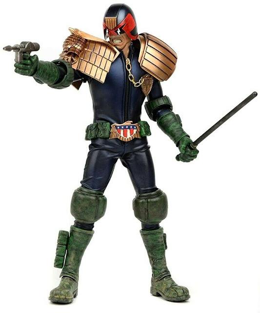 Juge Dredd - Figurine