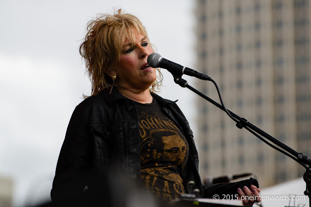 Lucinda Williams on the East Stage Fort York Garrison Common September 19, 2015 TURF Toronto Urban Roots Festival Photo by John at One In Ten Words oneintenwords.com toronto indie alternative music blog concert photography pictures