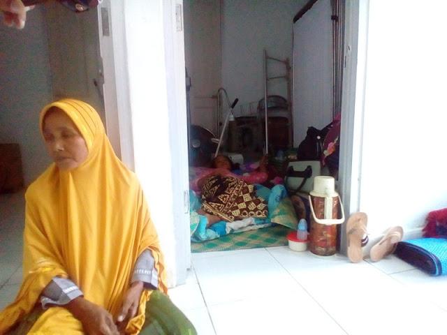 Ibu Baru Melahirkan ditempatkan di Gudang, Musliadi Z Kecewa