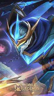 Gusion Cosmic Gleam Heroes Assassin Mage of Skins
