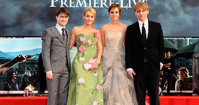 Première mundial de 'Harry Potter e as Relíquias da Morte - Parte 2' completa 10 anos   Ordem da Fênix Brasileira