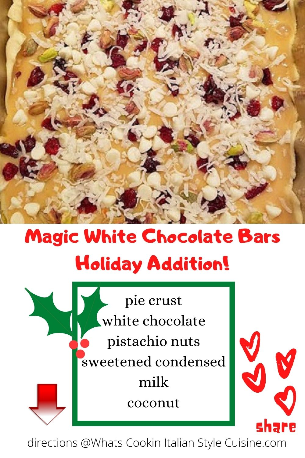 pin for later magic white chocolate layered cookies