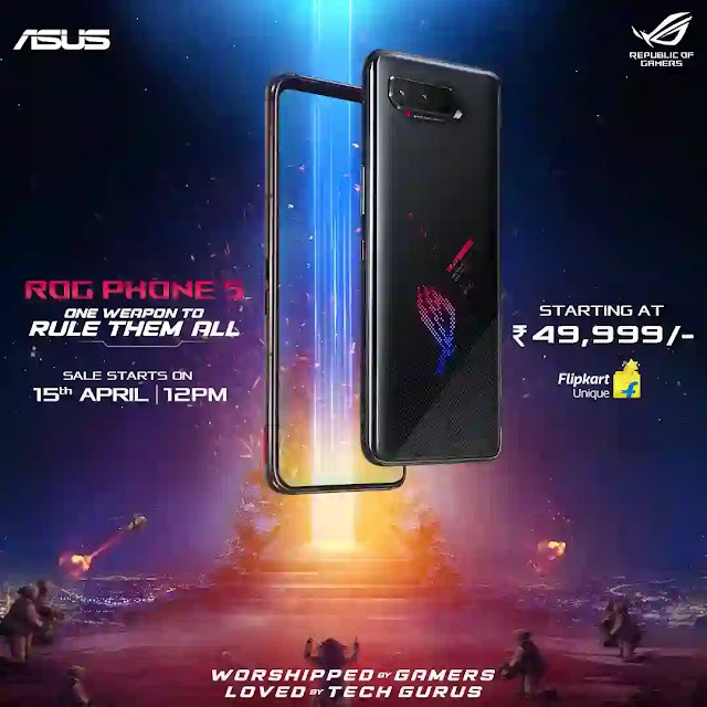 ROG Phone 5 Ultimate Review and Specifications, Price