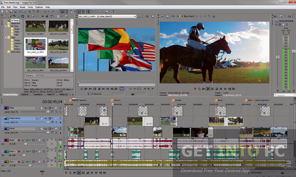 free download software sony vegas pro 11 full version
