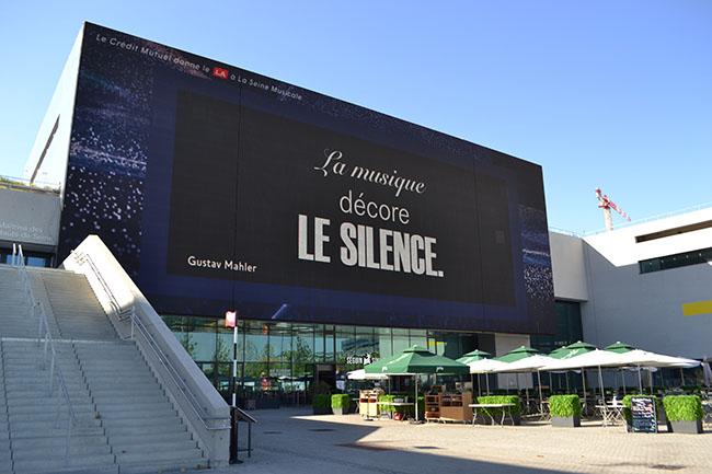 Architettura moderna in Francia