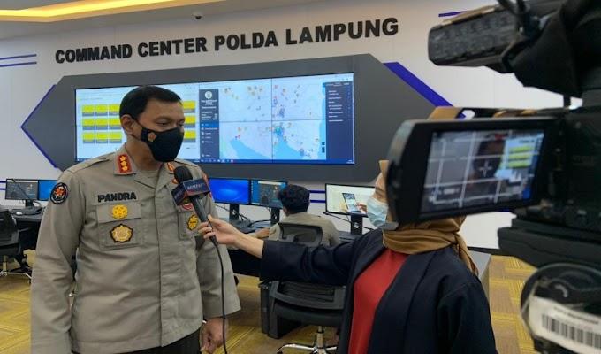 Kabidhumas: Kapolri Mutasi Beberapa Pejabat Utama dan Kapolres di Polda Lampung