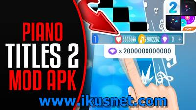 Download Piano Tiles 2 Mod v3.1.0.596 Apk Terbaru Unlimited Diamond