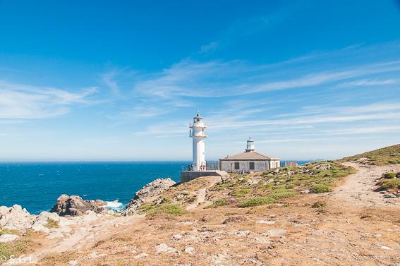 Faro Touriñan. Roadtrip por A Costa Da Morte. Galicia