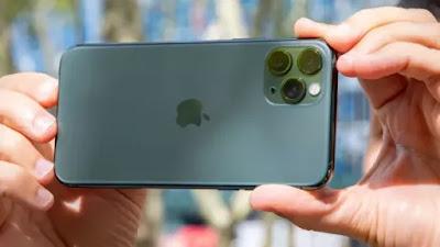 كاميرات آيفون 12