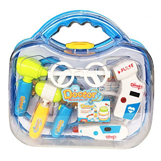 Maletín de médico Juguetes Kit de aprendizaje, comprar juguetes