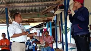Perdebatan Sengit Atara Ketua TPS 26 Kelurahan Saumlaki dengan Salah Satu Calon Legisltif