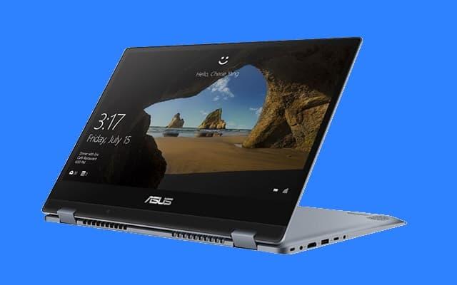 ASUS VivoBook Flip 14 TP412FA-EC707T: análisis