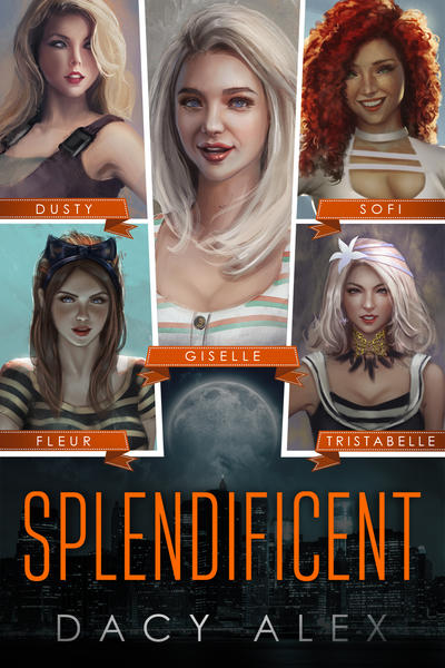 Splendificent Cover