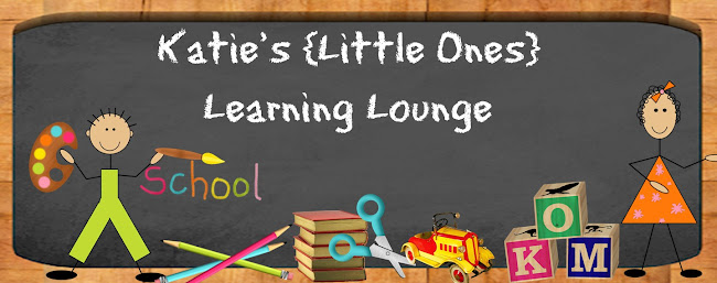 Katie's {Little Ones} Learning Lounge