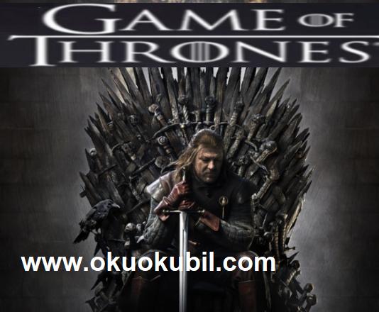 Taht Oyunları 2 Sezon 1 Bölüm Gece Toprakları Game Of Thrones GOT