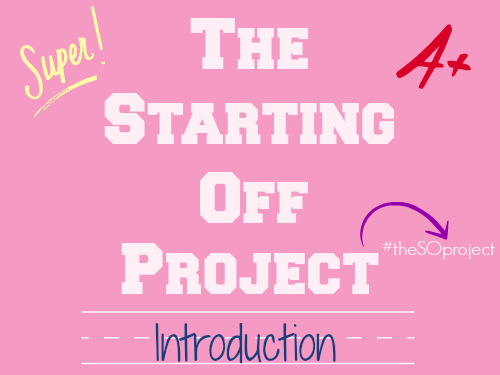 the-starting-off-project-introduction