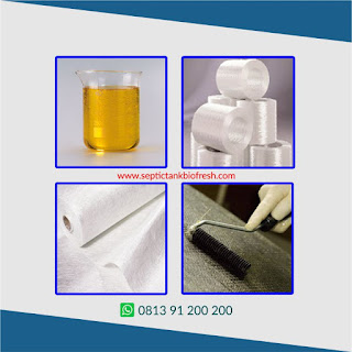 lining pelapisan fiberglass