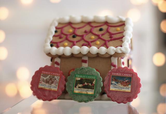 Świąteczne woski Yankee Candle