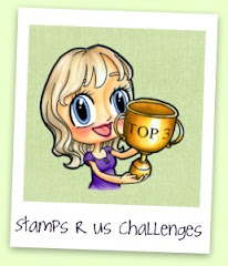 I made top 3 at Stamps R Us!