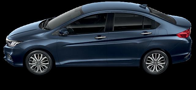 Review Honda New City E M/T