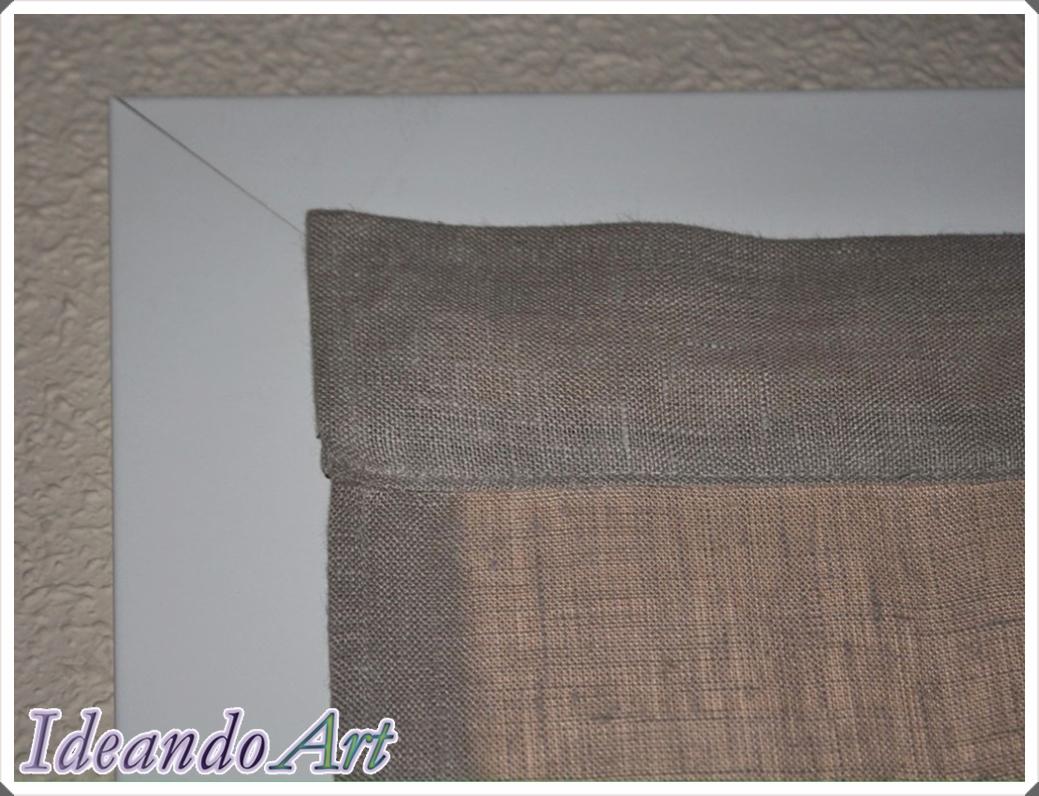 Ideandoart separando ambientes con estilo propio for Como poner ganchos cortinas