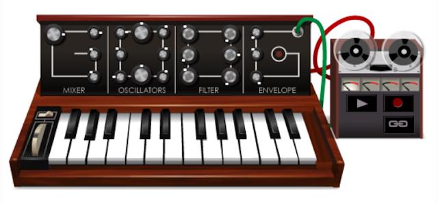 honor of Robert Moog