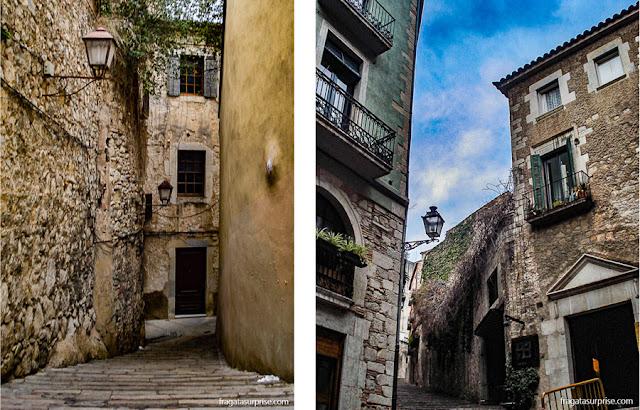 El Call, biarro judeu medieval de Girona