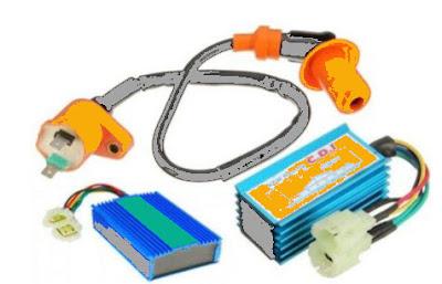 Perbedaan 2 Jenis Sistem Pengapian CDI Pada Motor dan Fungsinya