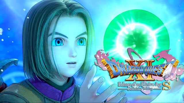 Dragon Quest XI S: Echoes of an Elusive Age (Switch) recebe novo trailer