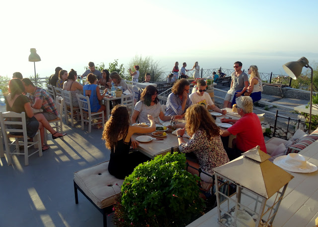 Rachi Restaurant Taverna in Exanthia, Lefkada Island - Greece