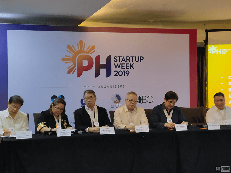 """First ever """"PH Startup Week"""" caps off with Innovative Startup Act IRR signing"""