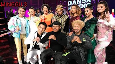 Live Streaming Dansa Dan Sing 2020 Minggu 3