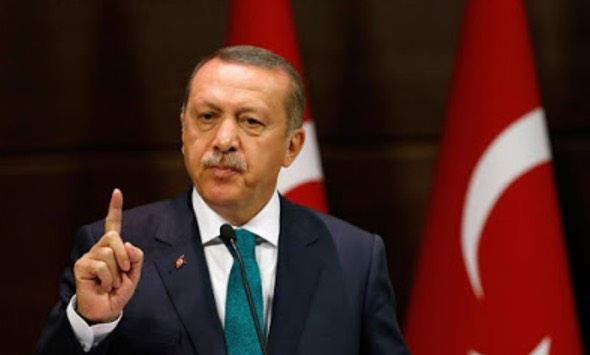 Kata-Kata  Presiden Turki Isu Bendera Indonesia Salah Cetak Buat Seluruh Umat Islam Dirantau Ini Tersentak