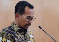 Bacakan LKPJ 2019, Walikota Paparkan Capaian Kinerja Pemkot Bima
