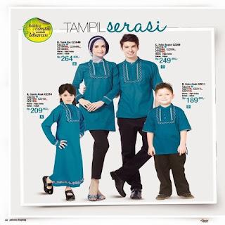 butik baju lebaran keluarga