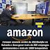 Amazon anuncia centro de distribuição na Baixada e deve gerar mais de 200 empregos permanentes e mais de 1000 temporários