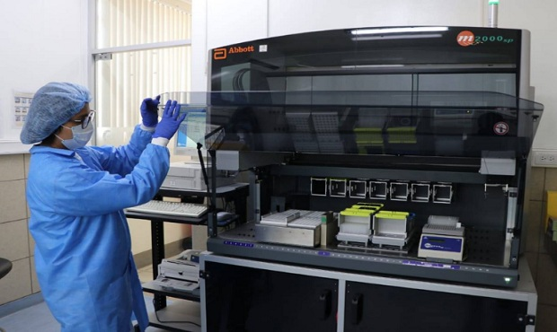 Laboratorio de San Marcos podrá realizar detección molecular del covid-19