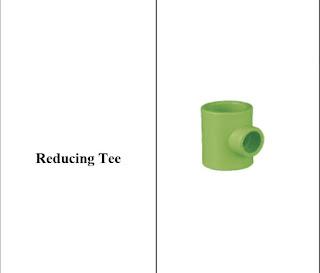 Harga Reducing Tee Pipa P-PR LESSO