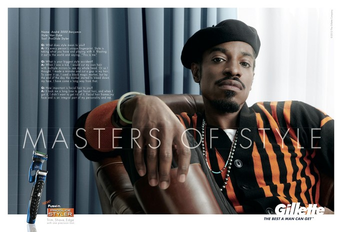 Your Africa Is Showing: Hair CRUSH!: Andre 3000