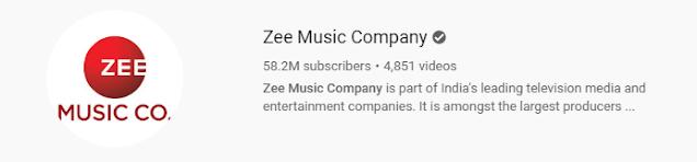ZEE-Music Company
