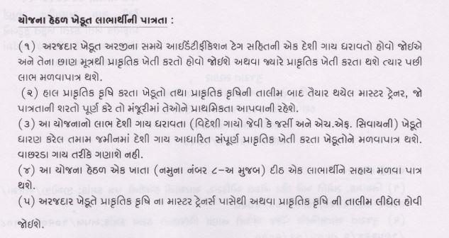Atmanirbhar Gujarat Cow sahay