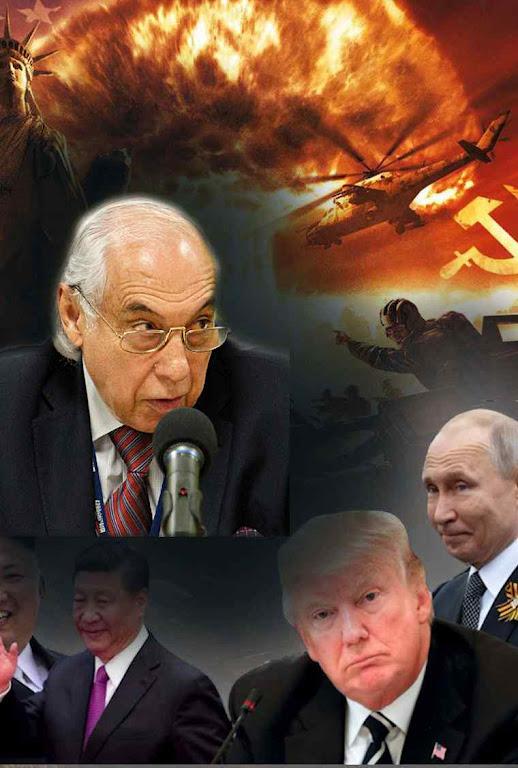 Embaixador Sérgio Duarte mais perto da guerra mundial do que nunca
