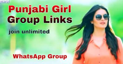 Punjabi Girl Whatsapp Group Link Join 2020