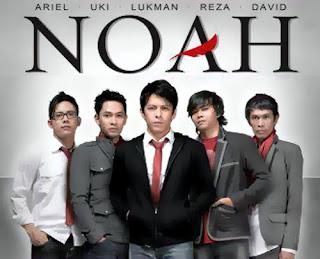 Download Lagu POP Terbaru - Noah (MP3)
