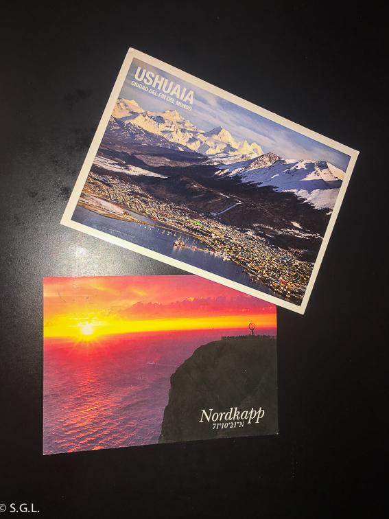 Postales desde Ushuaia y el cabo norte