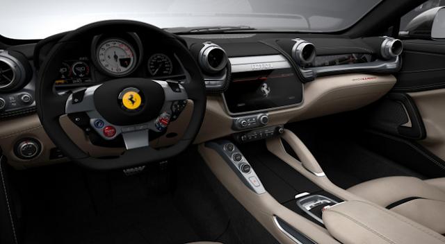 2018 Ferrari FF Interior